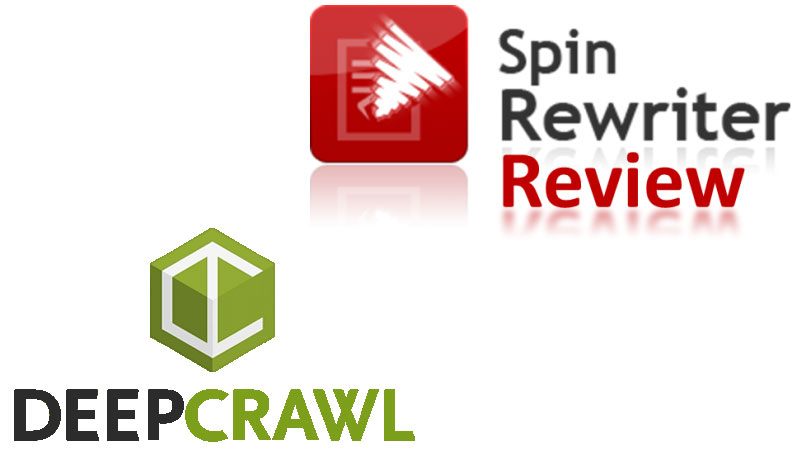 Cum te ajuta DeepCrawl si SpinRewriter?