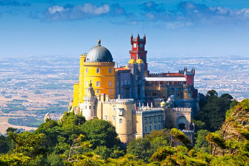 De ce sa vizitati Sintra?